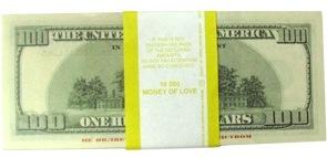 Деньги для выкупа 100 $