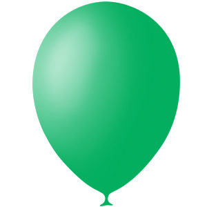 Шарики с гелием 12″ (30 cm)  Пастель-DARK-GREEN-009 Globos Payaso