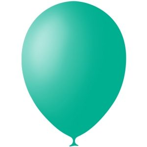 Шарики с гелием 12″ (30 cm)  Пастель-LIGHT-GREEN Globos Payaso