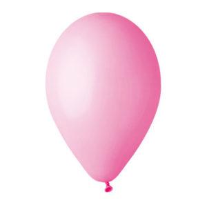 Шар с гелием Розовый-пастель-№57, Италия