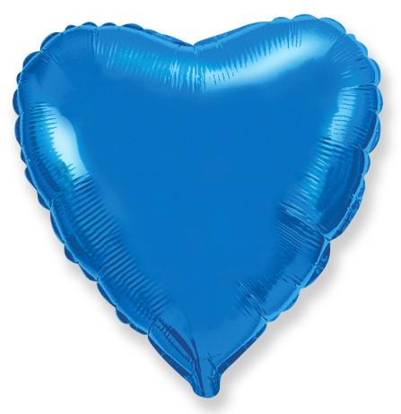 Сердце, Синий