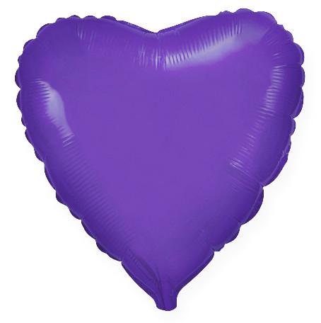 Сердце, Фиолетовый