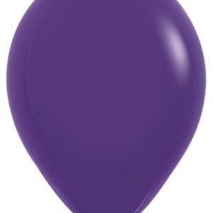 Шарики с гелием 12″ (30 cm) Фиолетовый (051) Sempertex (Колумбия)