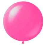 Воздушный шар с гелием 36″ 91см Декоратор FUCHSIA 060