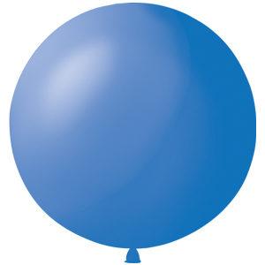 Воздушный шар с гелием 36″ 91см Пастель DARK BLUE 003