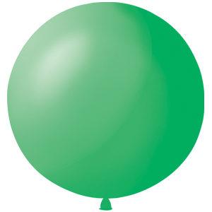 Воздушный шар с гелием 36″ 91см Пастель DARK GREEN 009
