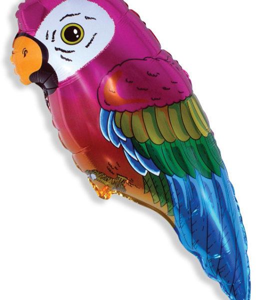 Супер попугай