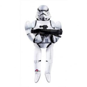 Шар с гелием Ходячая фигура (44″/102 см) Зведные войны Имперский штурмовик