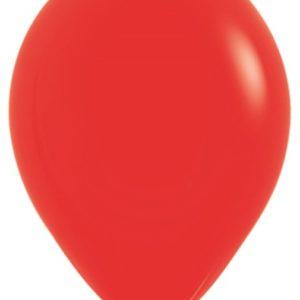 Шарики с гелием 12″ (30 cm) Красный (015) Sempertex (Колумбия)