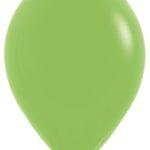 Шарики с гелием 12″ (30 cm) Лайм (031) Sempertex (Колумбия)