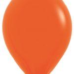 Шарики с гелием 12″ (30 cm) Оранжевый (061) Sempertex (Колумбия)