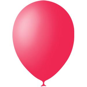 Шарики с гелием 12″ (30 cm) Пастель-RED-006 Globos Payaso