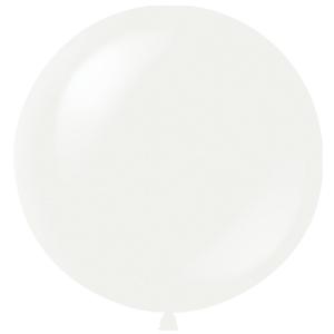 Воздушный шар с гелием 36″ 91см TRANSPARENT 057
