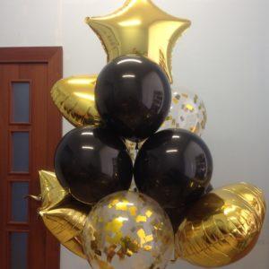 Набор шаров «Золотая классика»